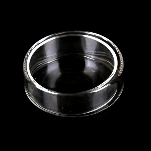 60mm Glass tissue petri dish culture dish culture plate with coverPDH