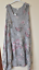 New-Plus-Size-LAGENLOOK-Quirky-BALLOON-Shaped-FLORAL-LONG-LINEN-Dress-XXL-52-034 thumbnail 22