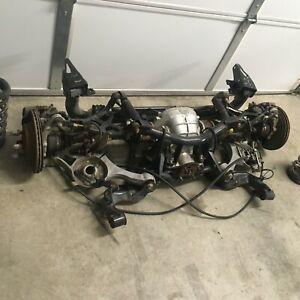 Terminator Cobra Rear Suspension