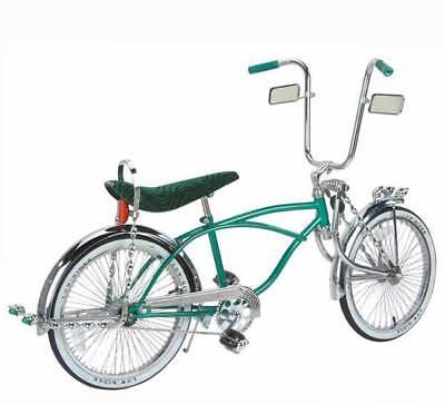 "NEW  20/"" LOWRIDER GOLD WHEELSET 72 SPOKES COASTER BRAKE BIKES CYCLING!"