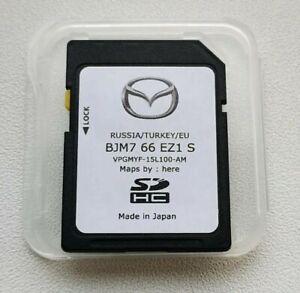 MAZDA-CONNECT-BJM766EZ1S-2020-Navigation-sd-card-Europe-Germany-CX-5-CX-3-2-3-6
