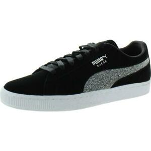 Puma-Mens-Classic-Suede-Embellished-Trainer-Fashion-Sneakers-Shoes-BHFO-0877