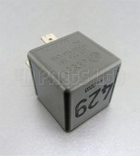 5-Pin 1J0906381 Audi VW Seat Skoda Grau Relais SN7 V23134-B63-X383 No.429