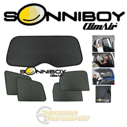 ClimAir Sonniboy für Ford Fiesta JA8 5-t Sonnenschutz Insektenschutz Sichtschutz