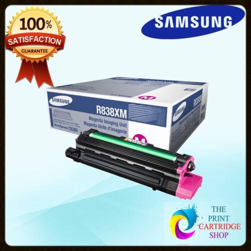 New /& Original Samsung CLX-R838XM Magenta Imaging Drum Unit CLX-8380 CLX8380ND