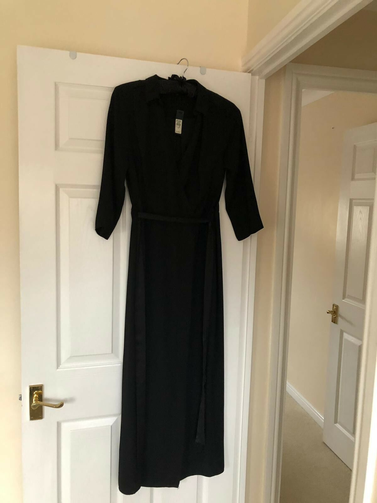 River Island Long Evening Dress Size 14 Brand New With tags