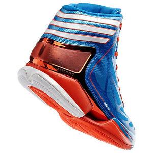 Adidas-ADIZERO-CRAZY-LIGHT-2-NYC-CITY-NEVER-SLEEP-Basketball-Shoe-Rose-Men-sz-10