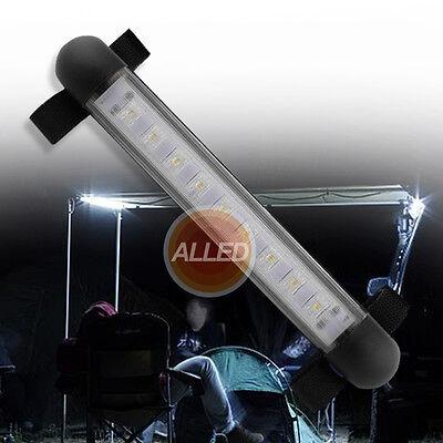 4.5V Battery-operated Portable LED Bimini Strip Light RV/Boat/Carvan CampingLamp