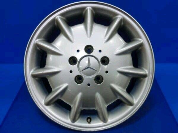 Mercedes Benz W210 Face-Lift Wheel (1 Only)
