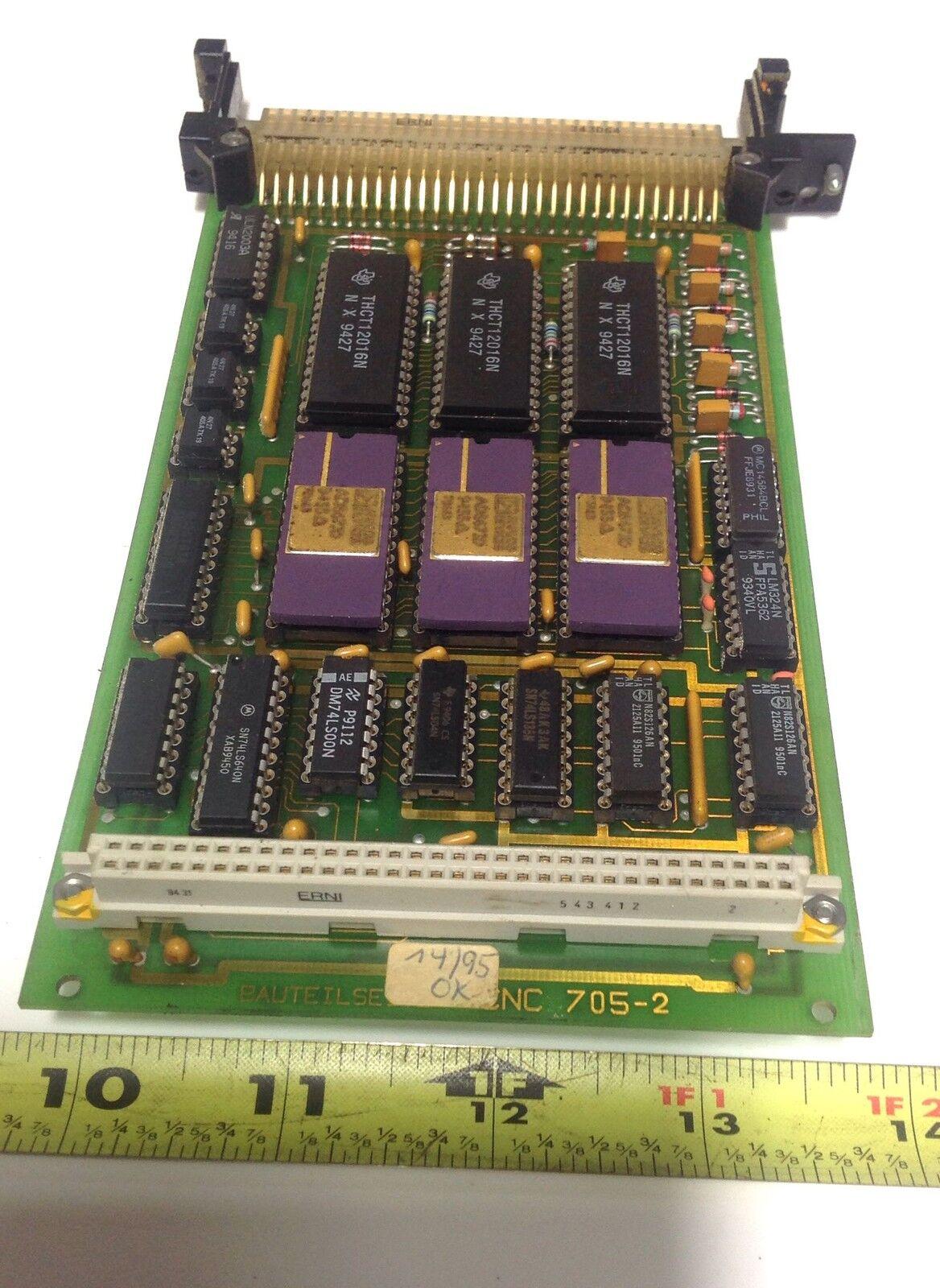 blackE WIRTZ CONTROL BOARD CNC 705-2