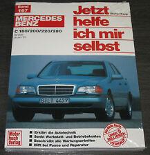 Reparaturanleitung Mercedes W 202 C 180 / 200 / 220 / 280  Benziner ab Juni 1993