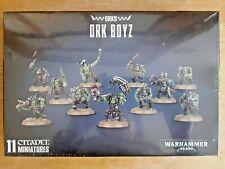 Warhammer 40,000 ORK BOYZ-GW-50-10