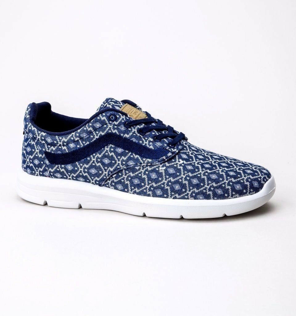 VANS ISO 1.5 ULTRACUSH (Blanket Weave) Eclipse Blau ULTRACUSH 1.5 Trainer WOMEN'S 9.5 cfe117