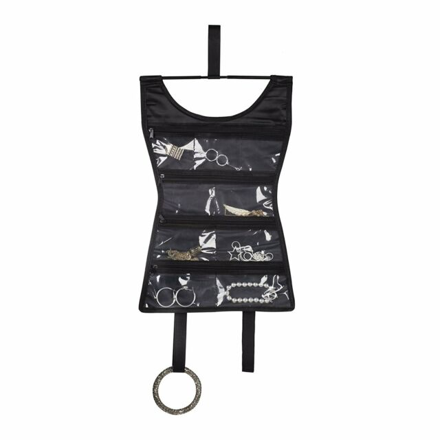 Little K Dress Travel Jewelry Organizer Umbra Color Black Ebay