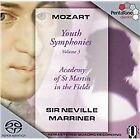 Wolfgang Amadeus Mozart - Mozart: Youth Symphonies, Vol. 3 [SACD] (2005)