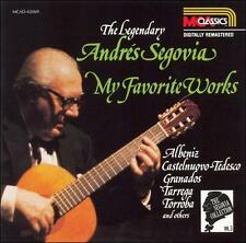 The Segovia Collection, Vol. 3: My Favorite Works by Isaac Albeniz, Mario Caste