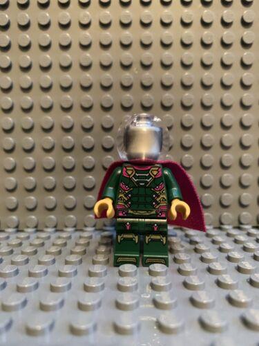 Magenta Cape LEGO Mysterio Minifigure Brand New SH580 76128 76129 76130