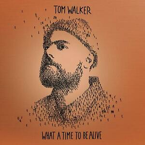 Tom-Walker-What-a-Time-To-Be-Alive-Deluxe-CD-Sent-Sameday
