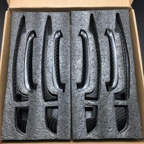 Carbon Door Handle Cover For BMW F87 F20 F80 E90 E92 F30 E70 E71 X1 X3 X4 X5 X6