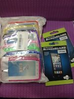 Lg Optimus L70 Assorted Colors Silicone Cases Pack Of 10