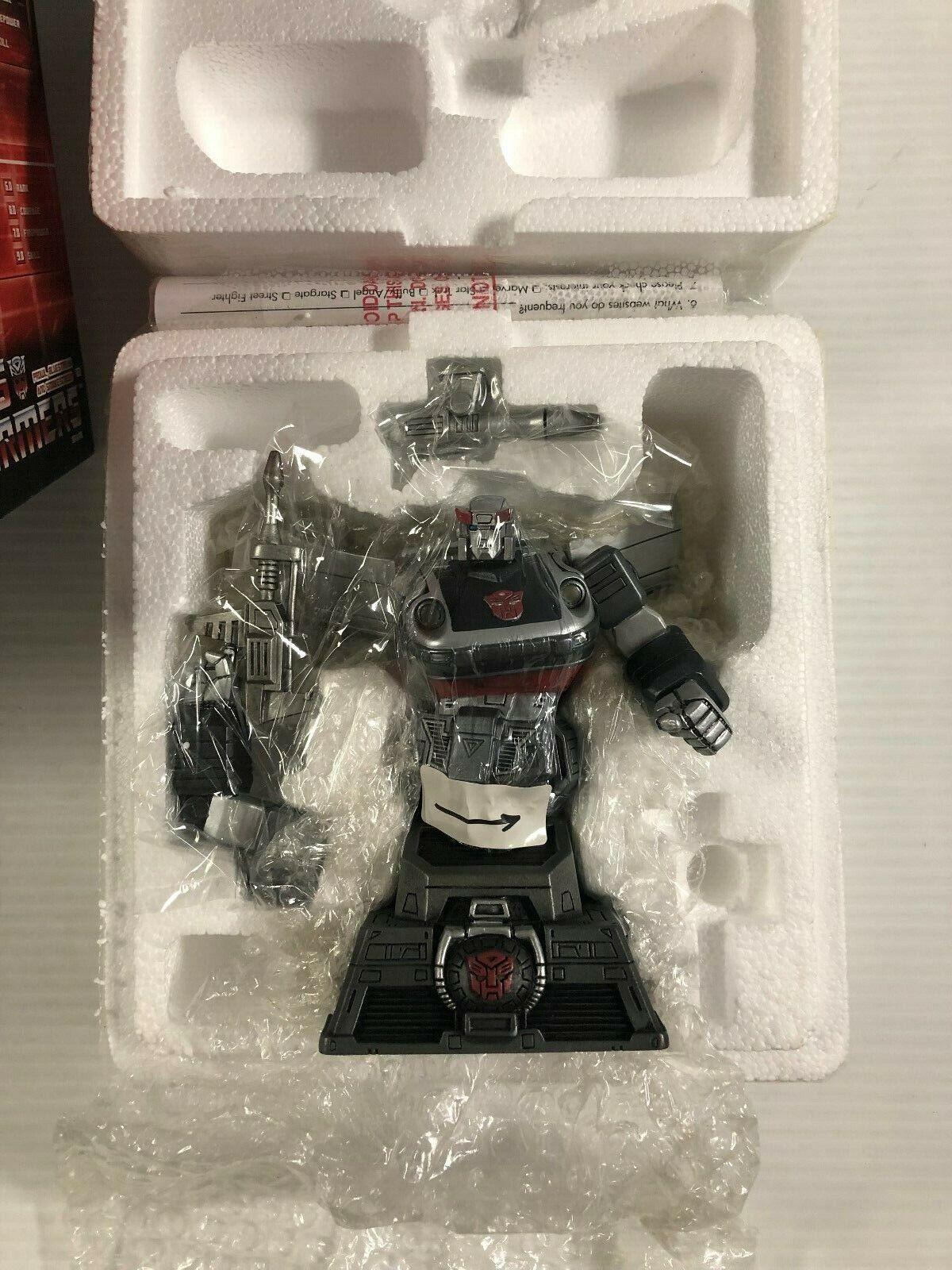 ahorra 50% -75% de descuento Transformers G1 azulstreak azulstreak azulstreak Busto Jugueterocket exclusivo 150 250  tiempo libre