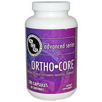 Ortho Core, Advanced Multivitamin/mineral Formula - 180 Caps - Aor