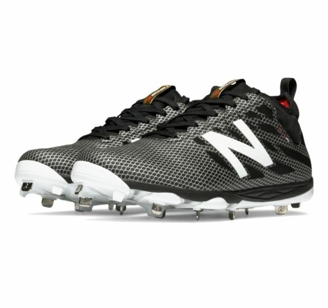 130 NIB New Balance Men's Low-Cut Metal 406 L406BG1 Baseball  shoes D &2E WIDE