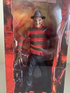 MEZCO Freddy Krueger 1:6 Scale Cinema Of Fear Figure Dream Warriors