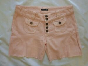 New-Frankie-B-Jeans-Cut-Into-Shorts-Size-8
