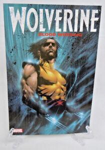 Wolverine-Blood-Wedding-123-124-125-126-Marvel-Comics-TPB-Trade-Paperback-New