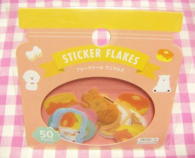 Japan DAISO 40 pieces Disney Winnie the Pooh Flake Sticker