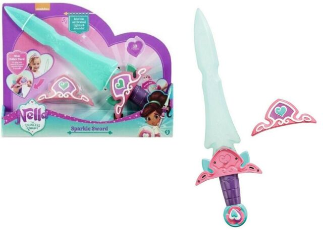 Nella The Princess Knight Sparkle Sword Ages 3+ Toy Play Doll Girls Fight Gift