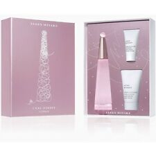 Issey Miyake L'eau D'Issey Florale 3Piece Gift Set MSRP$89 CLEARANCE NOW $59