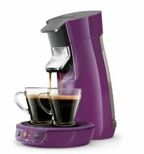 PHILIPS Senso Viva Café Machine à Café à Dosettes HD6561/41 Reconditionné