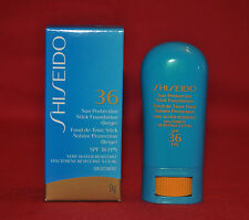 Shiseido Sun Protection Stick Foundation SPF 35 - OCHRE