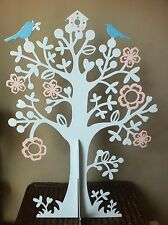 LARGE CHIC METAL JEWELLERY TREE HOLDER STAND EARRINGS NECKLACE  BY SASS & BELLE