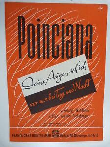 songs-DEINE-AUGEN-SEH-ICH-VOR-MIR-Poinciana-1936
