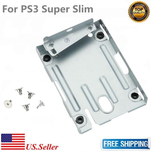 NEW 1TB Playstation3 Upgrade Hard Drive PS3 Super Slim CECH-400x +Mounting Kit