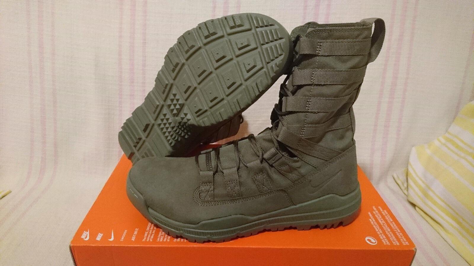 Nike filiale sfb gen 2 8 specialità stivali verde militare 922474 200 numero 10)