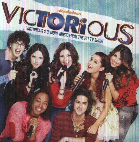 1 of 1 - Victorious 2.0: More Music from the Hit TV Show [New CD NOT SEALED