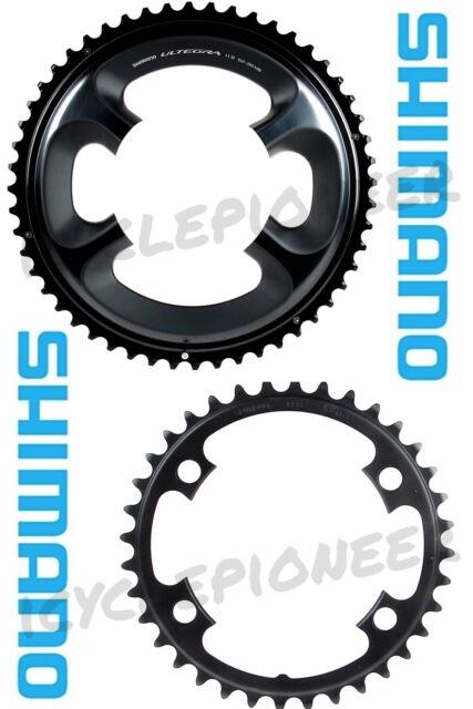 Shimano Ultegra FC-6800 110mm BCD 4 Arm Chainrings 53T /& 39T NIB