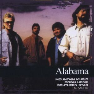 Alabama-Collections-New-amp-Sealed-CD