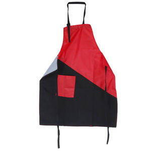 Hair-Cutting-Apron-Hairdressing-Barber-Apron-Cape-Cloth-With-Pocket-Useful-QP