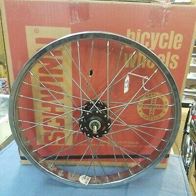 NOS Road Bike Old School BMX Sunshine Large Flange Front 36 Hole Hub