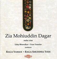 Zia Mohiuddin Dagar - Raga Shuddha Todi [New CD]