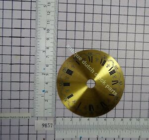 FULL-BRASS-DIAL-FOR-CLOCK-3-1-8-034-OR-8-CM-ACROSS