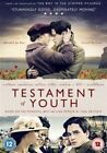 Testament of Youth Blu-ray 2015 Alicia Vikander Kit Harington