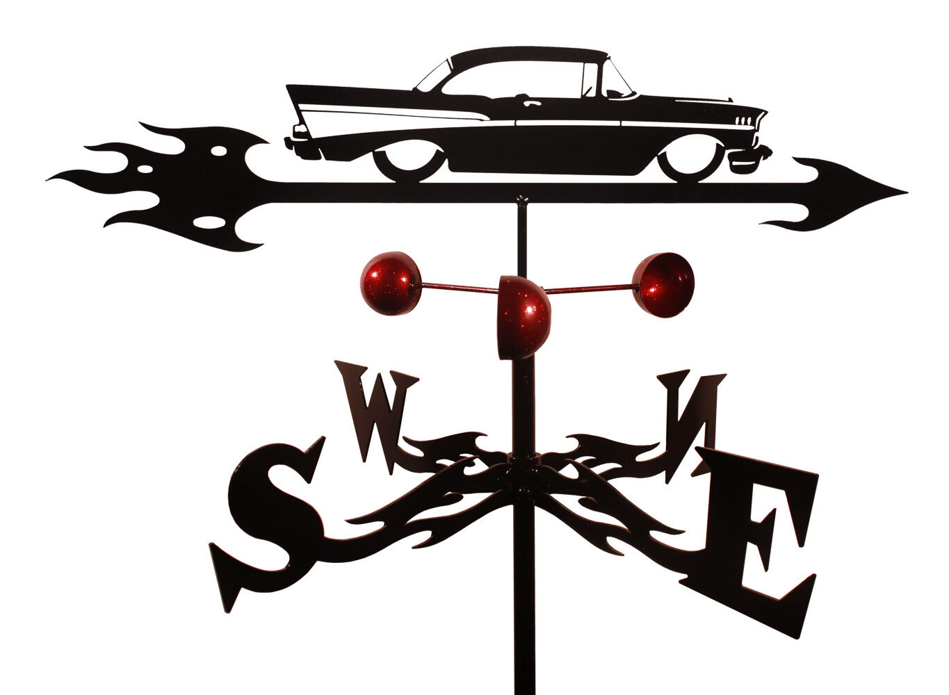 57 Chevrolet Weathervane (Roof Mounting Included)