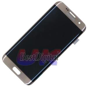 D'origine Ecran LCD Vitre Tactile Pour Samsung Galaxy S7 edge G935 G935F Gold