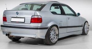 Genuine-BMW-E36-Compact-M-Bumper-M-Tech-Rear-Bumper-Diffuser